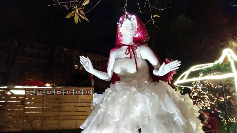 С Рождеством Христовым с Новым годом 2019 🎄 Joyeux Noël 2019 France Lyon