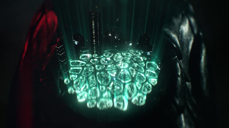 Altered Carbon Main Title