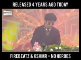 Firebeatz &amp KSHMR - No Heroes Live @ Tomorrowland