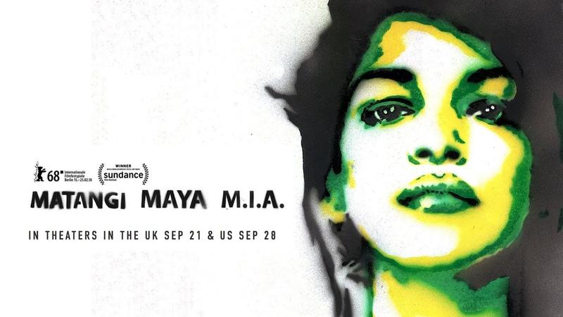 M.I.A.'s MATANGI / MAYA / M.I.A.
