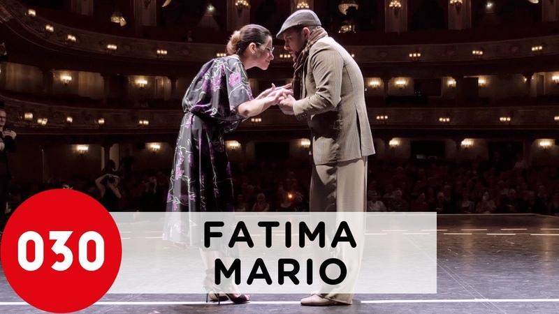 Fatima Vitale and Mario De Camillis – Los abuelitos