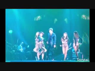 181026 東方神起 LIVE TOUR 2018 ~TOMORROW~ in FUKUI Jungle 창민
