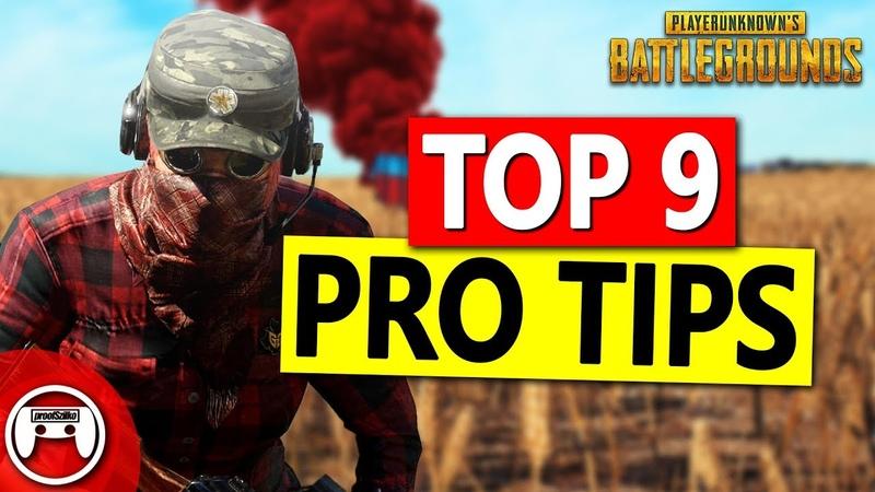PUBG PS4 Pro Tips - Top 9 Pro Tips for PUBG PS4 Xbox - PUBG Tips Tricks
