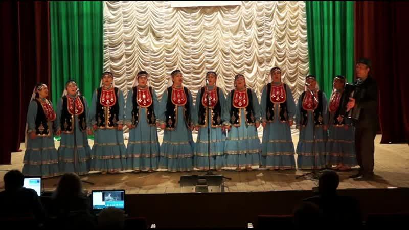 Народный ансамбль башкирской песни «Дустар» (рук-ль Нагимова З.М.) «Ете кыз» - баш.нар.песня