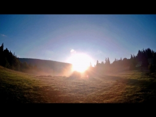 Поход в Карпаты по диким горганам. Часть 3