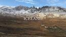 Easton Chang's Iceland Trip shooting Model Mercedes