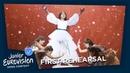 Fidan Huseynova - I Wanna Be Like You - First Rehearsal - Azerbaijan - Junior Eurovision 2018 🇦🇿