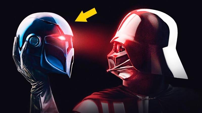 Новый Лорд Ситхов в Звездных Войнах (канон)   ТВ ЗВ Star wars