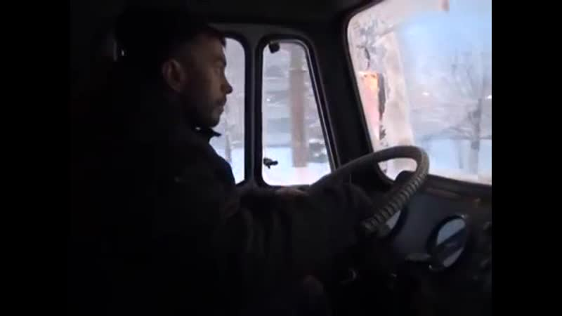 уборка снега в Алчевске