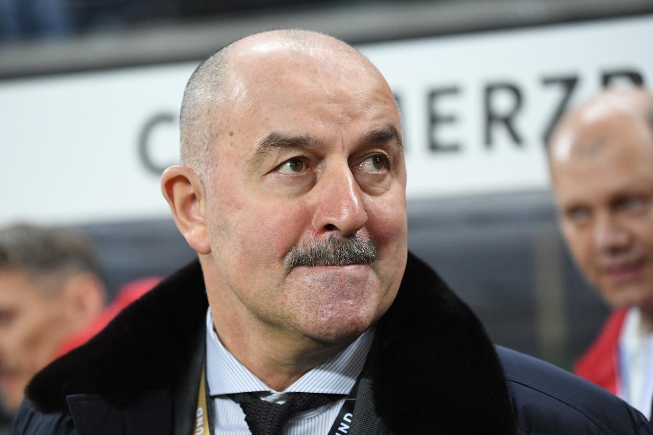 Черчесов назвал причину разгрома сборной России от Германии