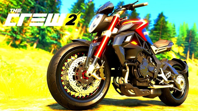 THE CREW 2 GOLD EDiTiON (STREET MOTORCYCLE) LEGENDARY DETAiLS: RECORDSMAN PART 475 ...