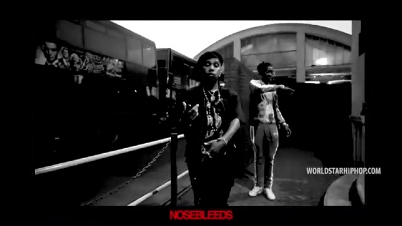 Reese LaFlare Feat. Young Thug - Nosebleeds [OKLM Russie]