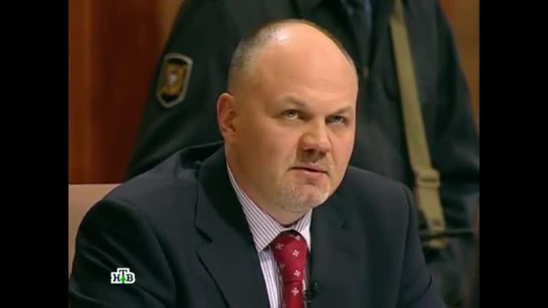 Суд присяжных (14.02.2011) (Женщина в белом халате)