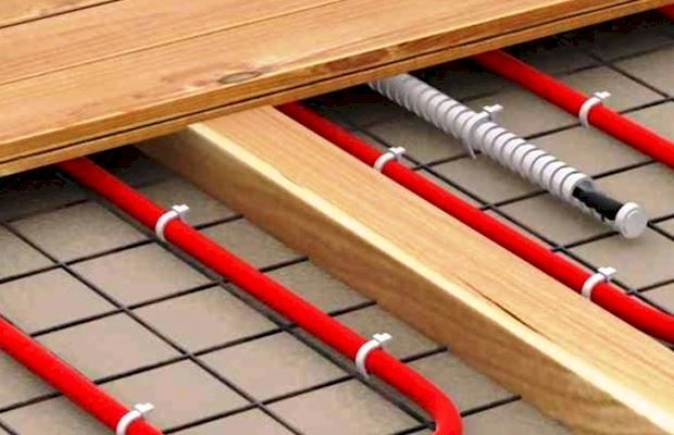 Трубы для теплого пола: выбор материала