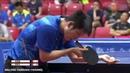 Fan Zhendong vs Liang Jingkun Warm up for Asian Games 2018