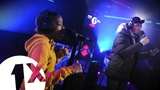AJ Tracey ft Becca Folke - Without Me (Halsey cover) - 1Xtra Live Lounge