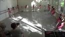 урок хореографической академии Кадриль Дети 6-7 лет классический танецСтрасбург ,Франция