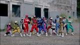 Power Rangers 25th Anniversary Trailer Former Rangers Reunite in Super Ninja Steel