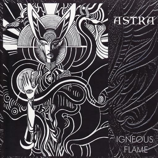 Igneous Flame альбом Astra