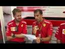 Seb and Kimi about their favourite circuit outside the F1 calendar - - Seb5 Kimi7 BelgianGP