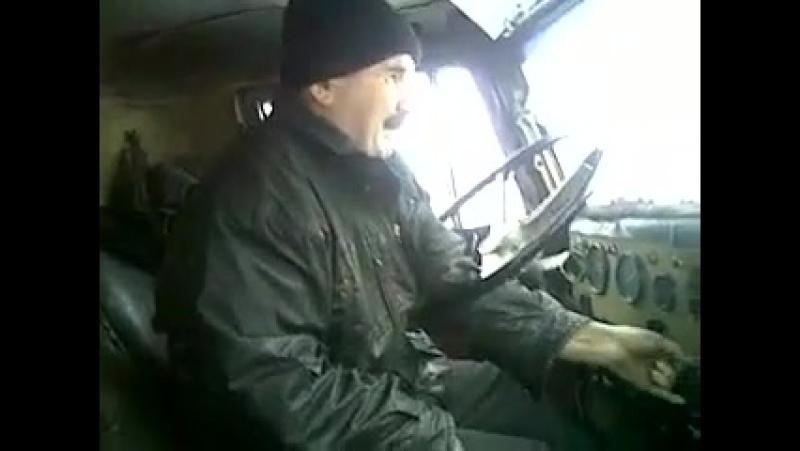 Водитель краза