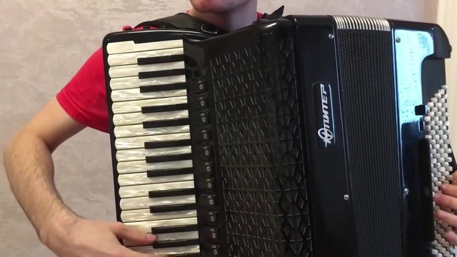 JoJo's Bizarre Adventure OP1 - Sono Chi no Sadame | Accordion Cover