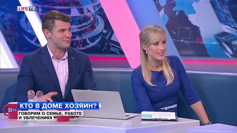 Актер театра и кино, режиссер Андрей Носков в гостях у Утро Life78