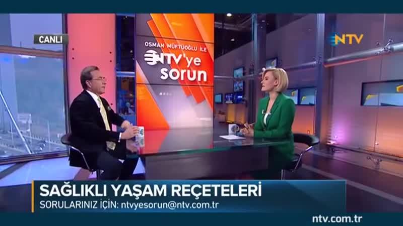 Osman Müftüoğlu ile NTVye Sorun 6 Şubat 2018
