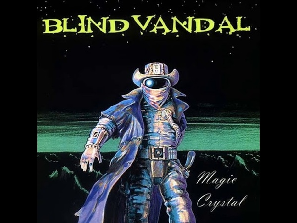 MetalRus.ru (Instrumental Rock). BLIND VANDAL — «Magic Crystal» (2004) [Full Album]