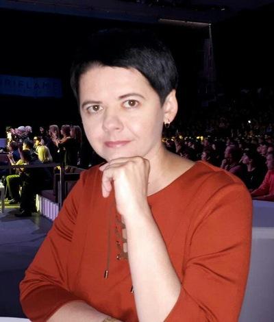 Елена Кривицкая