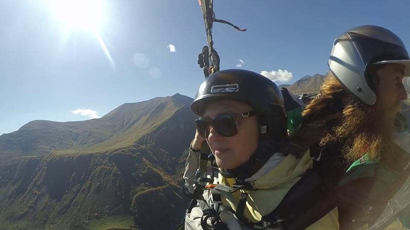 14102018 5 gudauri paragliding полет гудаури بالمظلات، جورجيا بالمظلات gudauriparagliding com 2