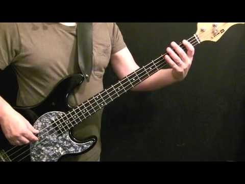 How To Play Bass Guitar To Dont Stop Me Now (Part 1) - Queen - John Deacon