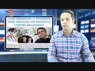 Sobre a saída dos médicos cubano no Brasil