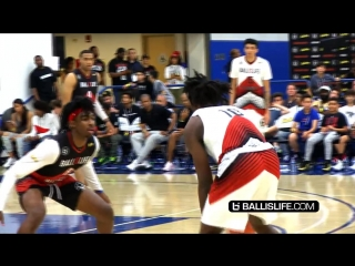 They TRIED Guarding Him 1 on 1 w_ No Luck! Nassir Little Is The Definition of ON