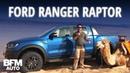 Ford Ranger Raptor: que vaut ce pick-up de l'extrême?
