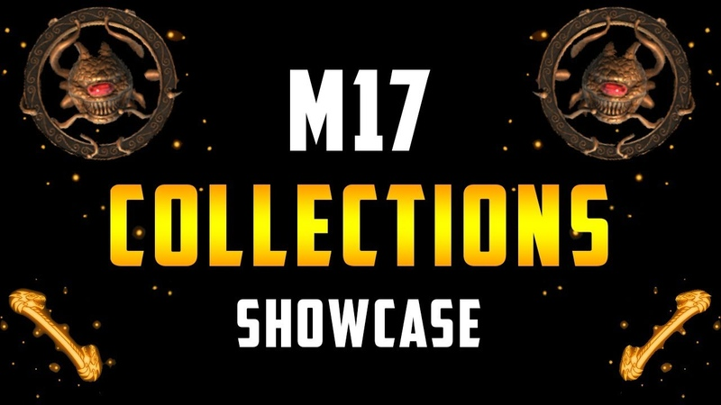 Neverwinter - M17 Collections Showcase (Weapons, Artifacts, Mounts, Gears, etc)