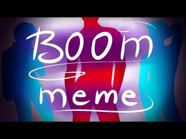 Detroit BOOM X4 meme Connor x Hank HOT CONNOR WARNING