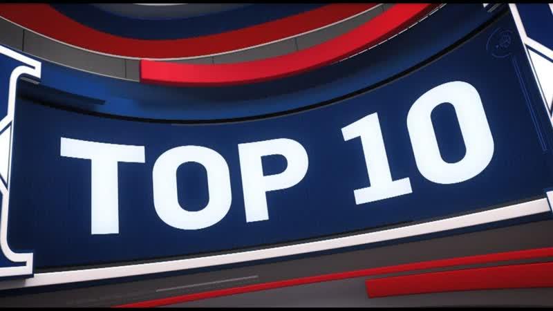 Топ 10 лучших моментов матчей 17 декабря