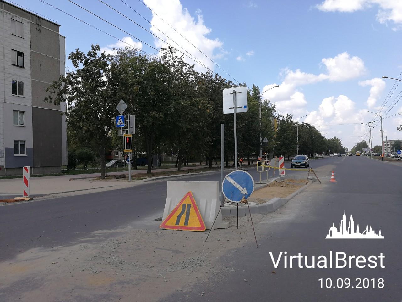 ВНИМАНИЕ! О запрещении движения троллейбусов по Партизанскому проспекту