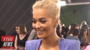 Rita Ora Gushes Over Her Victoria's Secret Fashion Show Experience Performance | THR News