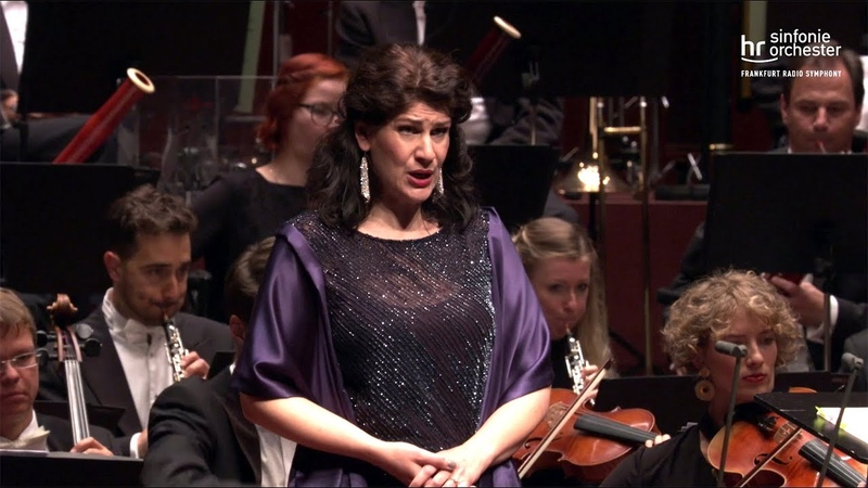 Strauss Vier letzte Lieder ∙ hr-Sinfonieorchester ∙ Anja Harteros ∙ Andrés Orozco-Estrada