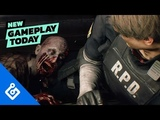 New Gameplay Today Resident Evil 2 Remake