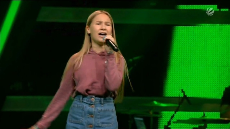 Leonie Sia Unstoppable scream version The Voice Kids 2019 Germany