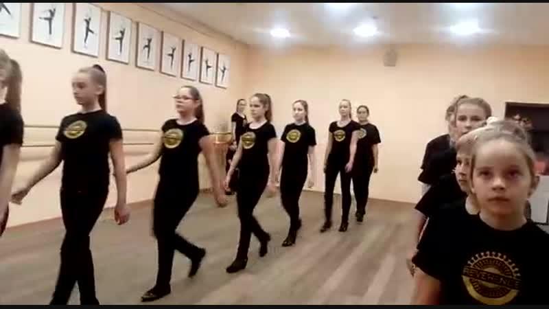 Подготовка к REVERENCE SHOW в р п Ордынское