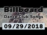 Billboard Top 50 Dance Club Songs (September 29, 2018)