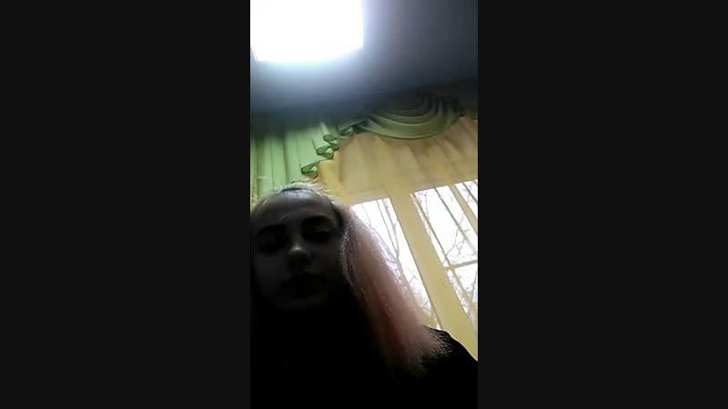 Оля Егорова - Live
