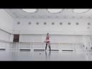 Steven McRae Iana Salenko rehearsing Ashton's Rhapsody