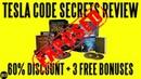 Tesla Code Secrets Review (2018) ⚠️WARNING⚠️ Don't Buy Tesla Code Secrets Before You Watch This!