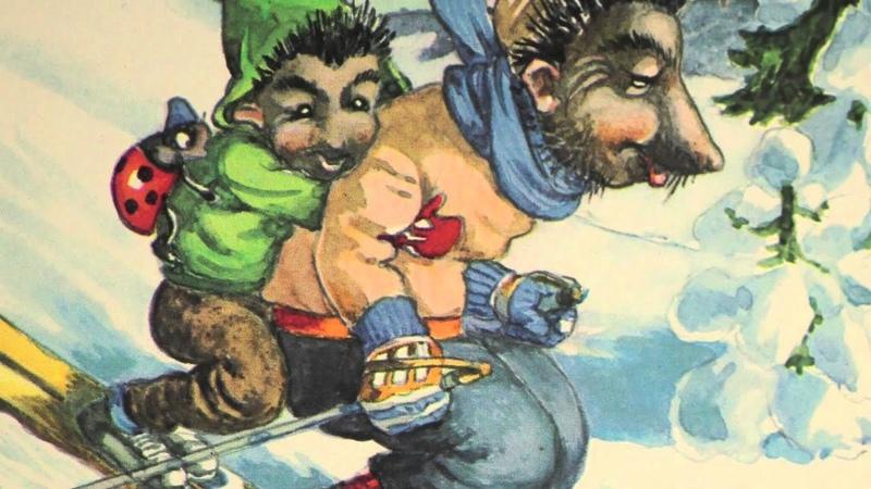 Детская программа / Kids TV show «Добрый дом» «Sweet Home» - Ежик, Корочка и Мышка