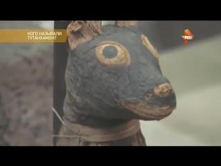 Археологи в тайне от властей Египта проникли под Сфинкса и остолбенели.Библиотека